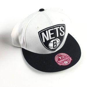 NBA Brooklyn Nets Strapback Hat X9216307